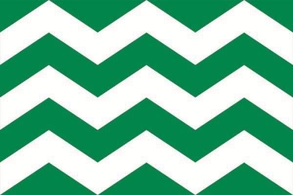 Westland 20x30cm vlag Westlands vlaggetje