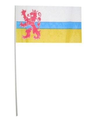 zwaaivlaggen Limburg 20x30cm (10 stuks)
