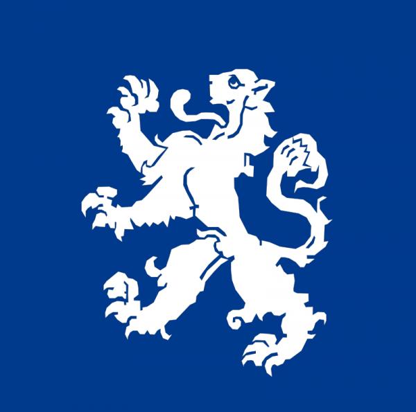 Grote vlag Heemskerk