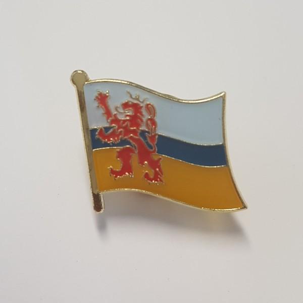 Broche / Speldje vlag Limburg