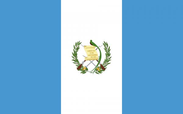 vlag Guatemala | Guatemalteekse vlaggen 150x225cm