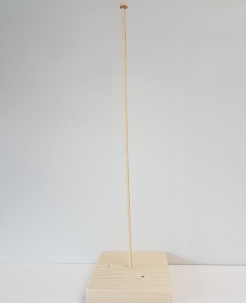 Tafelstandaard XXL 14x14x2,8cm