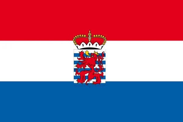 Vlag Luxemburg(Be) 100x150cm