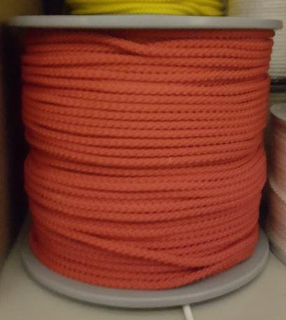 Vlaggenlijn Rood touw 6mm kopen per meter