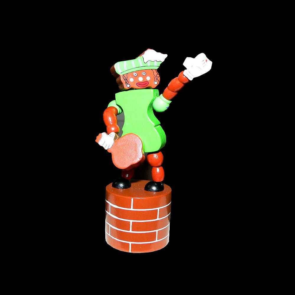 Beweegbare Zwarte Piet bestellen bij Vlaggenclub