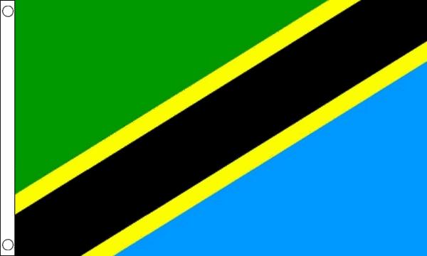 Vlag Tanzania 60x90cm | Best value