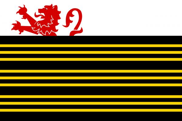 mastvlag Eersel 150x225cm