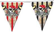 Red Pirate vlaggenlijn 6m