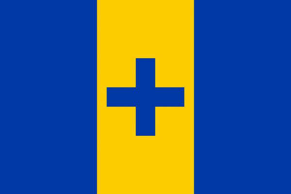 Grote vlag Baarn