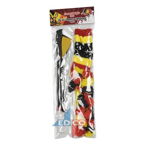 Fanset Belgie Supporters kit Rode Duivels