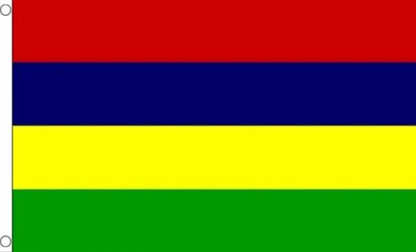 Vlag Mauritius I Mauritius vlaggen 90x150cm Best Value