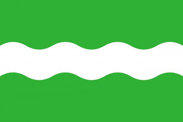 Grote vlag Bunnik