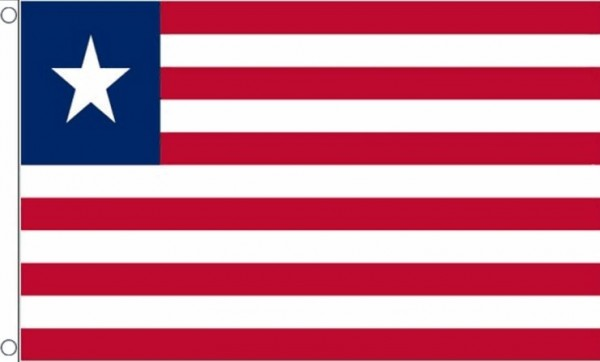 Vlag Liberia 60x90cm