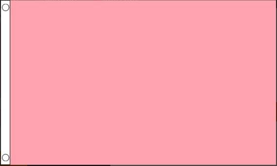 vlag lichtroze, babyroze, roze 60x90cm Best Value