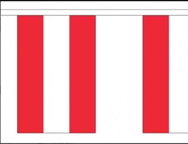 Vlaggenlijn Oostenrijk Oostenrijkse vlaggenlijn 3m