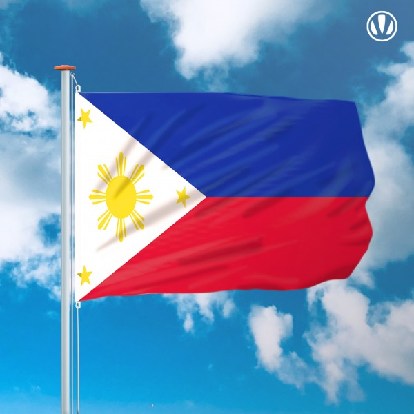 Mastvlag Filipijnen