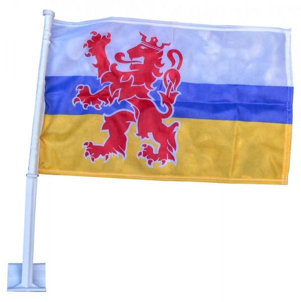 Autovlag Limburg  luxe Limburgse Autovlaggen