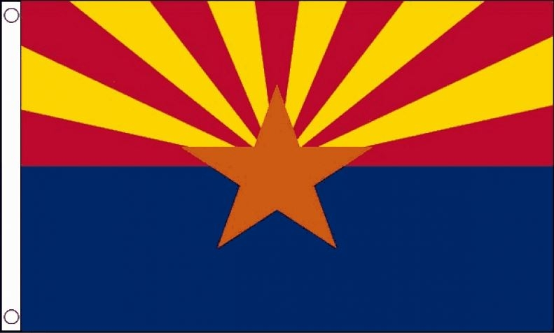 vlag Arizona 90x150cm Best Value