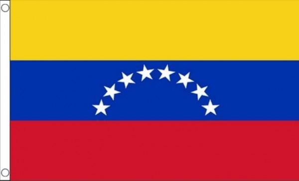 Vlag Venezuela 8 ster 60x90cm