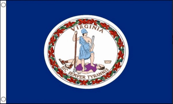 Vlag Virginia