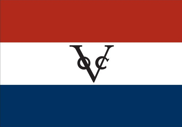 VOC vlag Verenigde Oostindische Compagnie 100x150cm