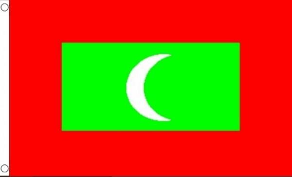 Vlag Malediven I Maldivische vlaggen 90x150cm Best Value