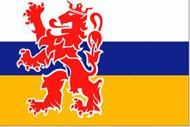vlag Limburg 40x60cm