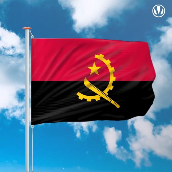 Mastvlag Angola