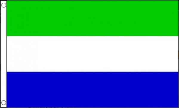 Vlag Sierre Leone 90x150cm Best Value