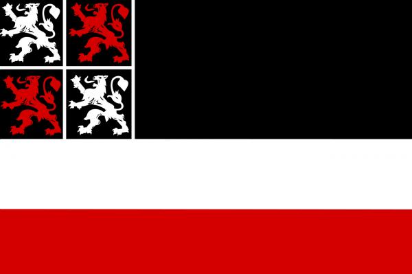 Grote vlag Uitgeest