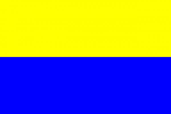 Grote vlag Zandvoort