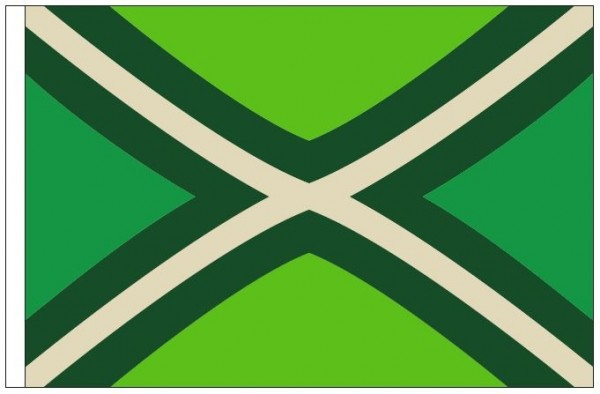 Vlag Achterhoek 20x30cm bootvlaggetje