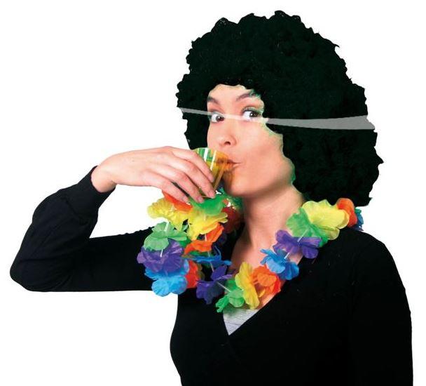 Hawaï krans, slinger met shotglas