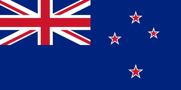 vlag Nieuw-Zeeland | Nieuw-Zeelandse vlaggen 30x45cmgastenvlag