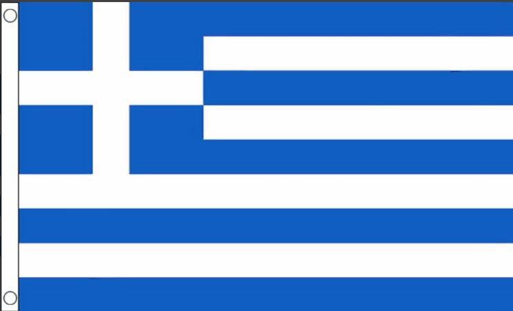 vlag Griekenland Griekse vlag 150x240cm Best Value