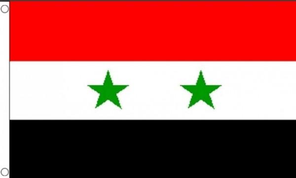Vlag Syrië 60x90cm