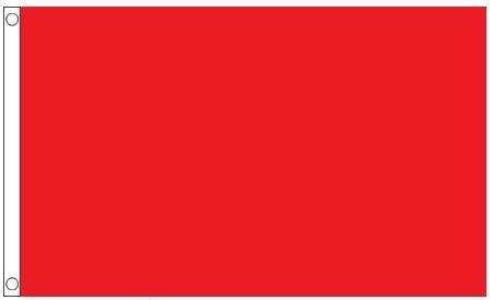 rode vlag best value 90x150cm