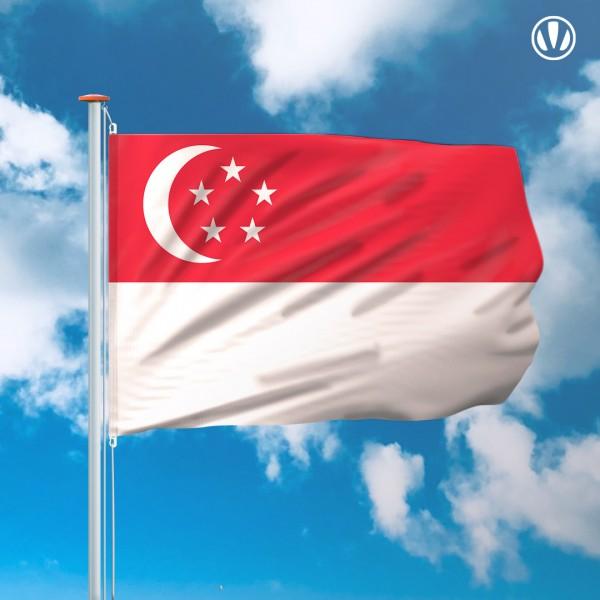 Mastvlag Singapore