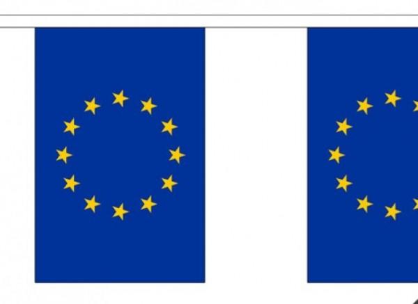 Vlaggenlijn Europese Unie 3m