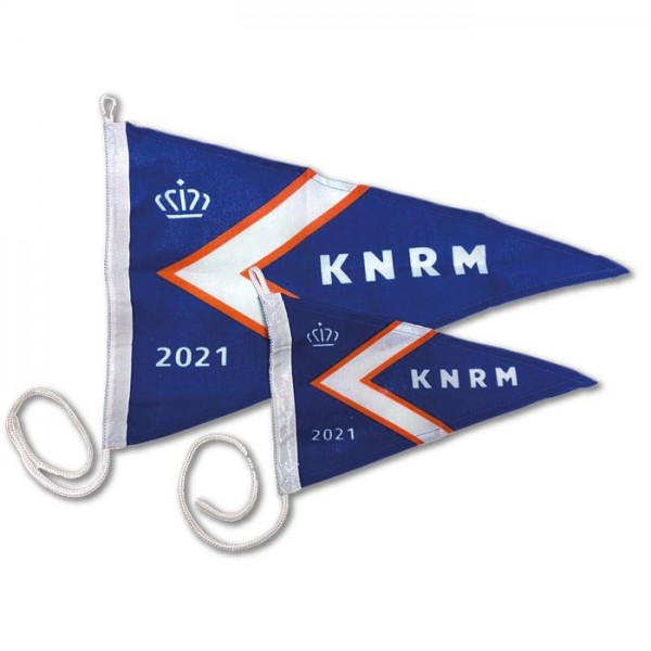 KNRM wimpel 2021 jaarwimpel 35x50cm kopen
