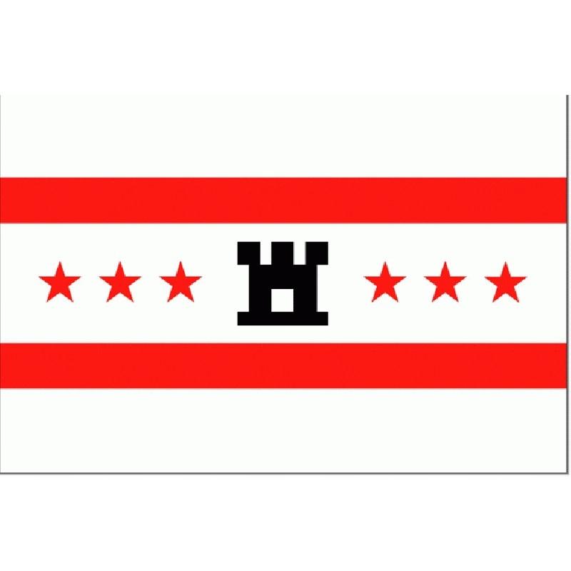 Drents-tafelvlaggetje-Drente