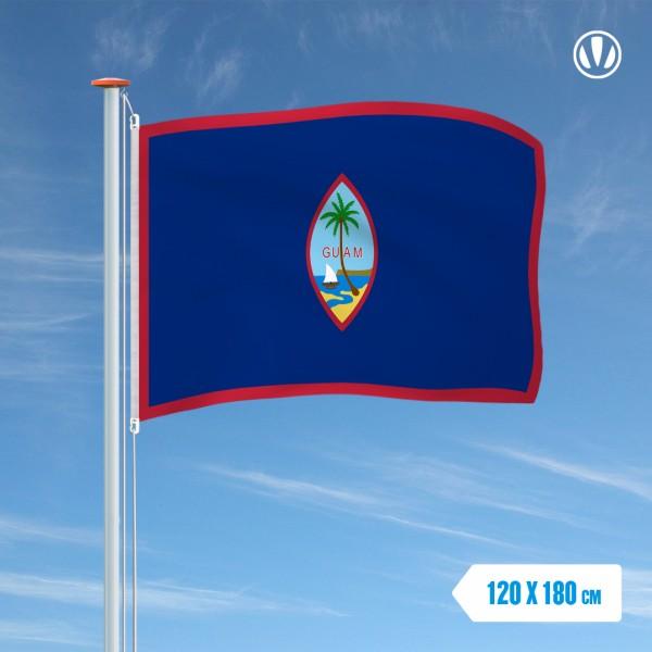 Vlag Guam 120x180cm