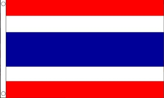 Vlag Thailand 90x150cm Best Value