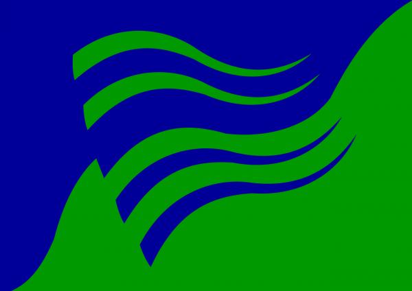 Grote vlag Olst-Wijhe