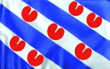Friese vlag Budget 90x150cm