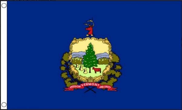 Vlag Vermont