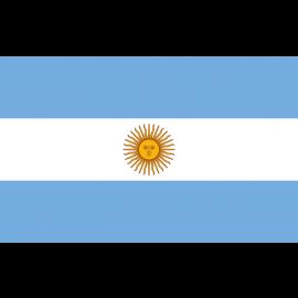 vlag Argentinie 100x150cm Argentijnze gevelvlag