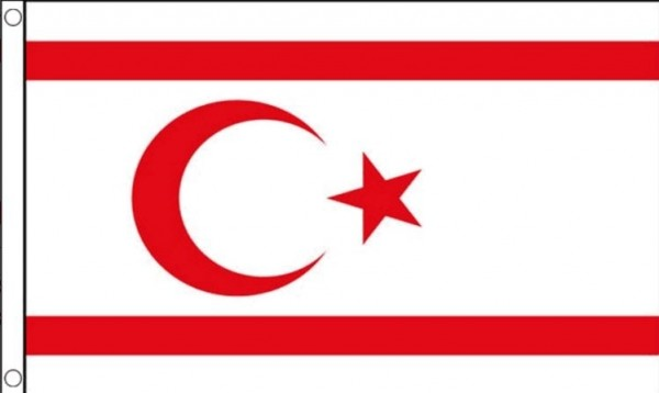 Vlag Noord-Cyprus 60x90cm | Best value