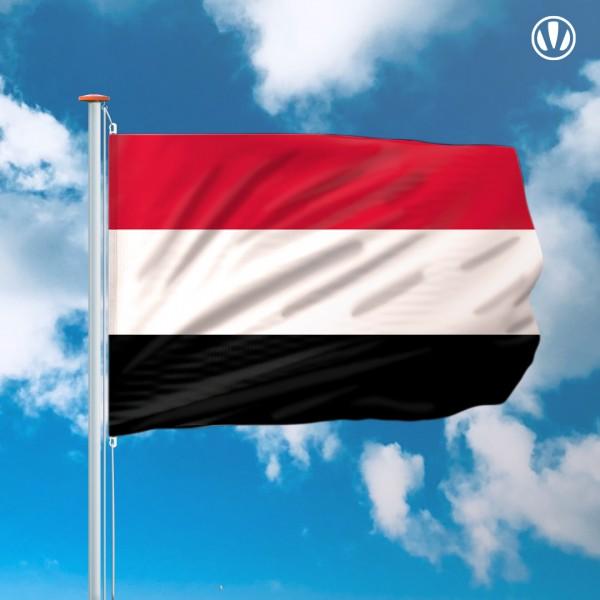 Mastvlag Jemen