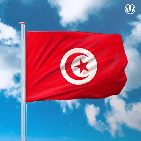 Mastvlag Tunesie